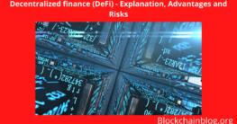 DeFi Crypto Explanation